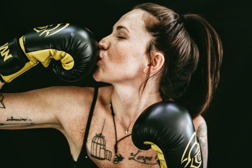 Een sterke vrouw